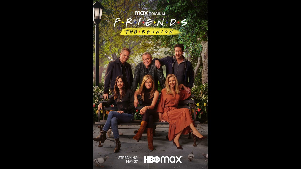 The Rembrandts - I'll Be There for You (Theme From Friends) | Friends: The Reunion OST