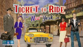Ticket to Ride: New York - How to play