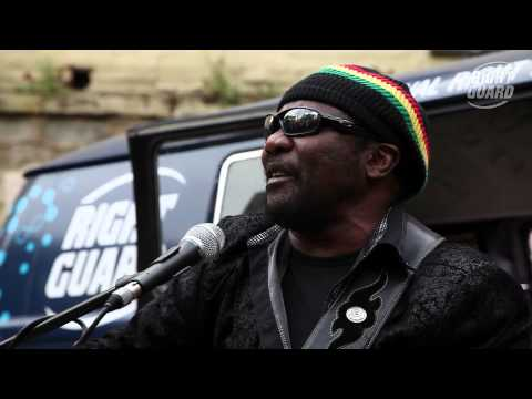 Toots & The Maytals perform 'Pressure Drop' exclusively for OFF GUARD GIGS in Oxford, 2012