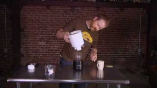 How To Cold Brew Coffee with the Toddy Video