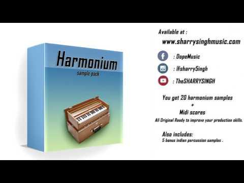 Harmonium Sample Pack in Fl studio + {Midi Scores} || Sharry Singh
