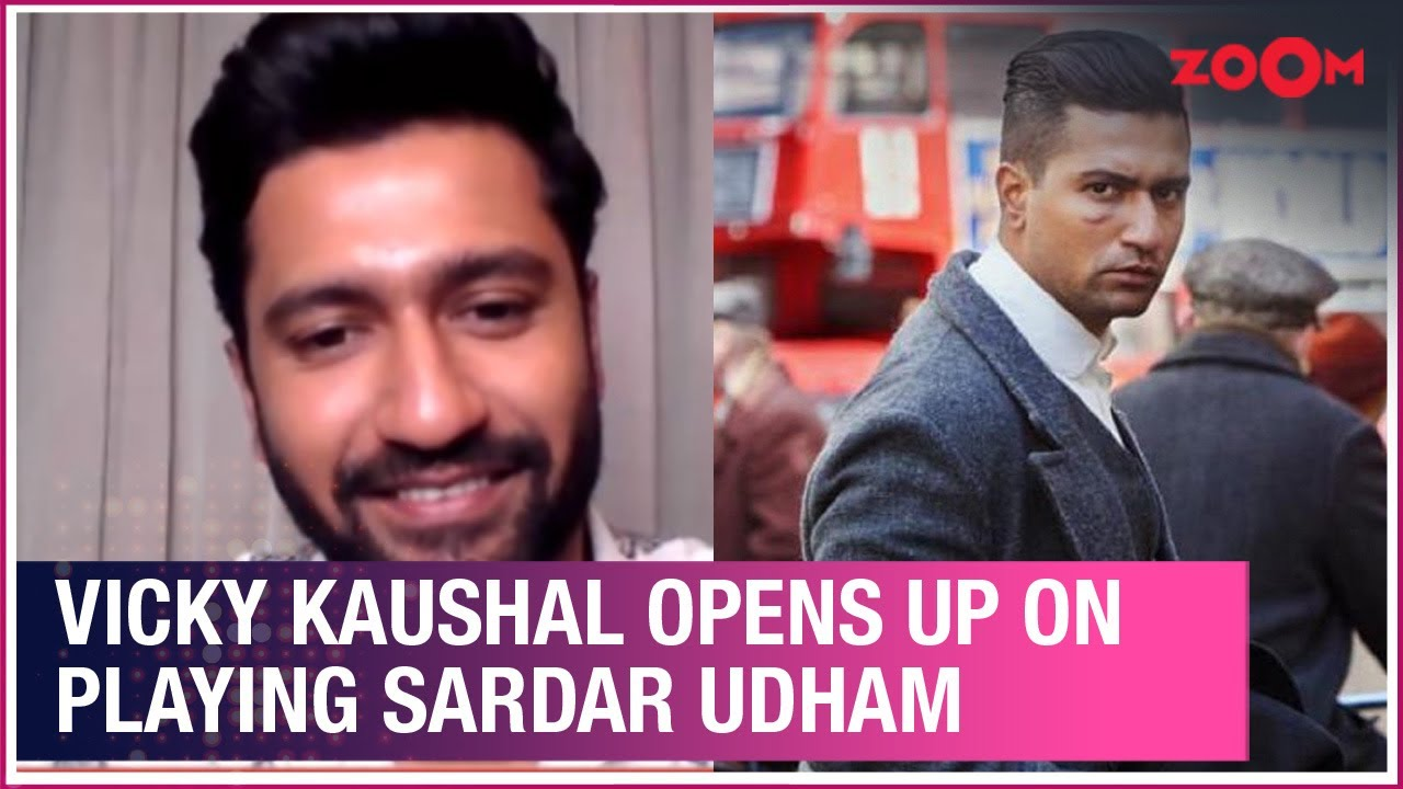Vicky Kaushal on playing Sardar Udham, memories with Irrfan Khan and more
