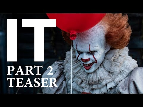 IT Part 2 Movie Teaser (Fan Made)