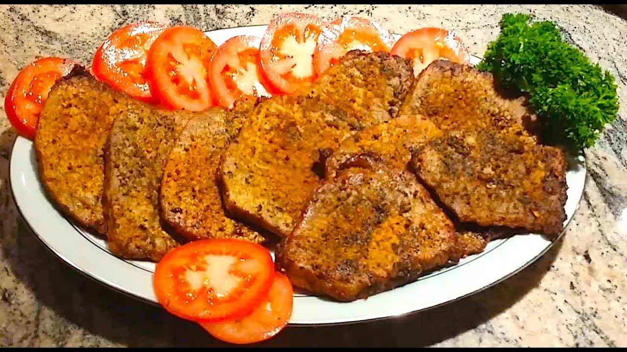 Oven Roasted Beef Eye Round Steak Juicy Tender Moist