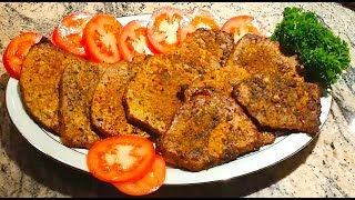 Oven Roasted Beef Eye Round Steak | Juicy | Tender | Moist Beef Recipe