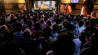 Guruhari Darshan 26 Jul 2015, Sarangpur, India