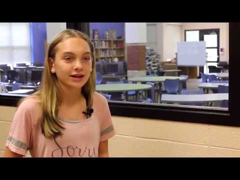 Personalized Learning at Webb Bridge Middle School