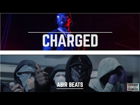 "Pop Smoke x Quavo type beat ""CHARGED"" NY Drill 2020 - ABIR BEATS"