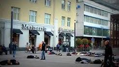 Flash Mob Rotuaari Oulu
