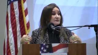 (3) Nonie Darwish: Sharia for infidels: Muslims ok to lie to infidels; but criticism is blasphemy
