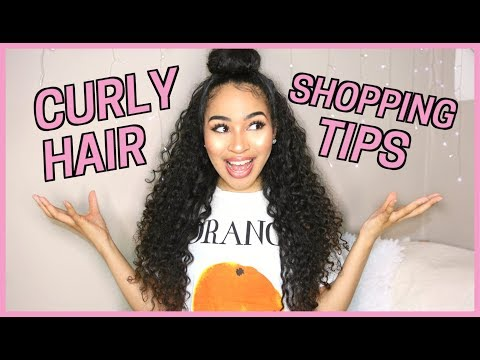 Best hacks for International Curlies - Where to buy curly hair products with UK/EU shipping