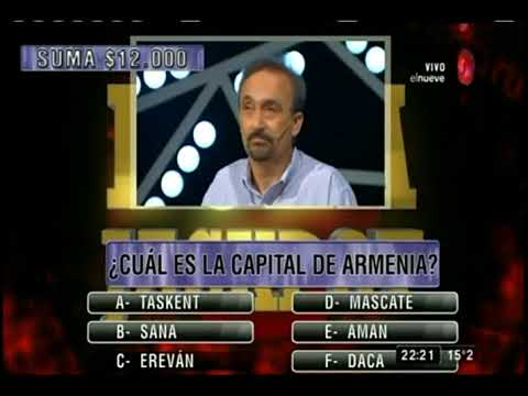 ¿Cuál es la capital de Armenia?