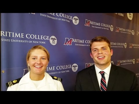 Senior Athletes Recognized at SUNY Maritime College