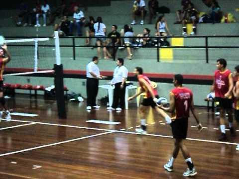 vôlei – Tassio Tardelli – Sport/Mauricio de Nassau