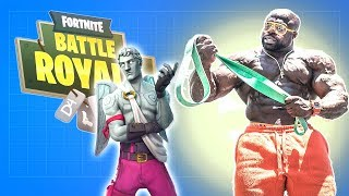 *NEW SKIN TODAY* #1 BodyBuilder Fortnite Player Gameplay {✅ SPONSOR GOAL 69/100} | Kali Muscle