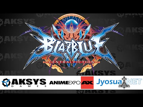 Aksys Games at Anime Expo - 7/2/2016 - BlazBlue: Central Fiction Casuals