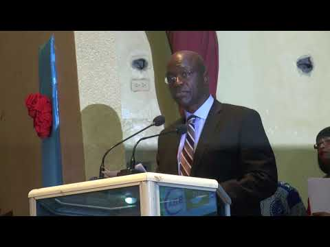 LIBERIA ZERO HUNGER STRATEGIC REVIEW LAUNCHING CEREMONY