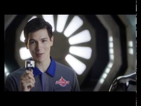 Federal Oil (2016) : Official TVC - Federal Matic