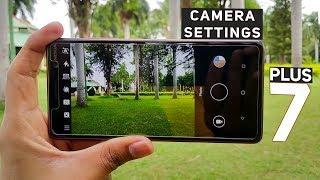 Nokia 7 Plus Camera Settings in Detail | Best Practices