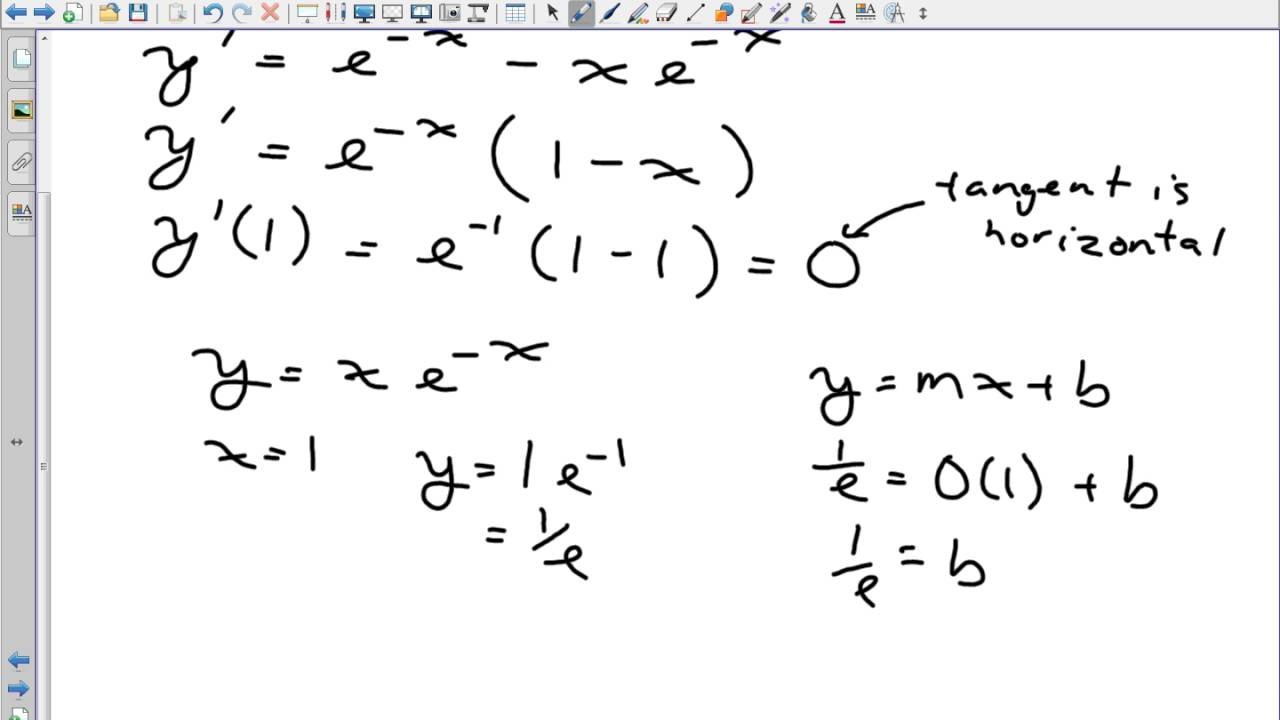 17 18 B Derivative of Exponential Functions - YouTube