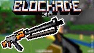 Blockade 3D - Gameplay with RPK in Jungle