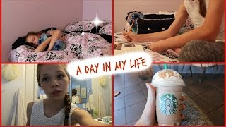 A Day In My Life Lazy Fall Weekend Edition