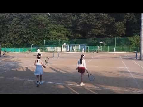 [테니스매니아 강남불패] 김태희,서혜미vs김정인,한서윤 2