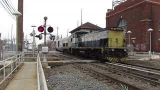 LIRR: A CE Move, NYAR, Motors, Diesels And More @ Mineola