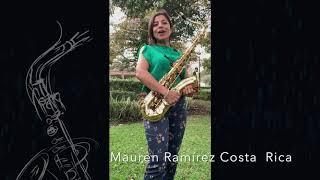Mauren Ramírez  SAX FEST COSTA RICA Internacional 2109