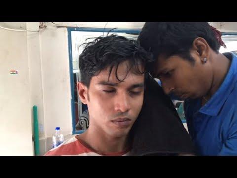 ASMR Indian Barber Head Massage With Amazing Finger Cracking