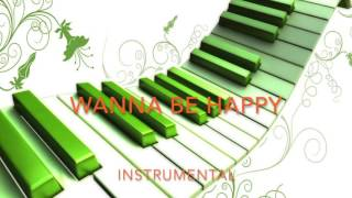 wanna be happy by Kirk Franklin - Instrumental