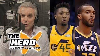 Colin Cowherd - The NBA Suspends the Regular Season