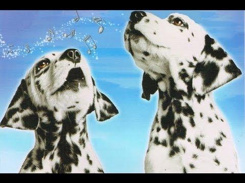 Disney Sing Along Songs Pongo & Perdita 101 Dalmatians