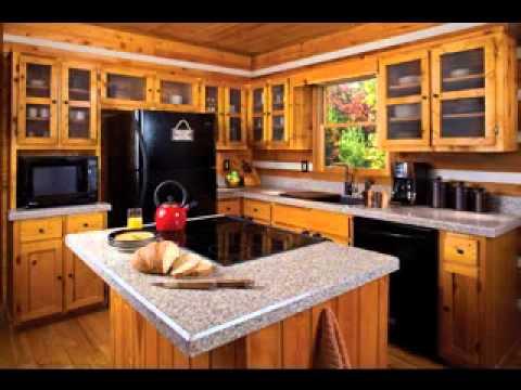 Cabin Kitchen Design cabin kitchen design ideas - youtube