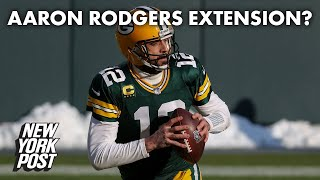 Jordy Nelson: 'Mind-blowing' Packers haven't given Aaron Rodgers an extension | New York Post