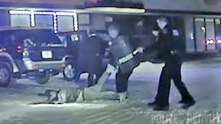 Armed Man Gets Shot After Pointing Gun at Officers in Naperville, Illinois