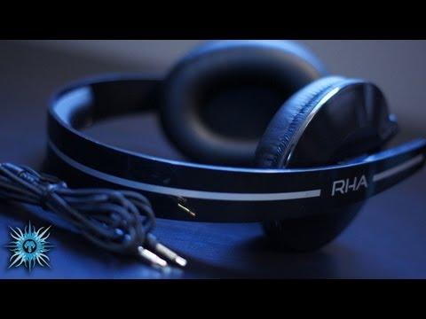 [HD] Reid and Heath Acoustics CA-200 Headphone Review