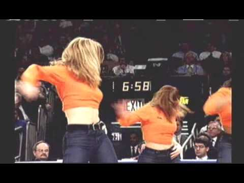 NBA Live 2000 Real Life Cheerleaders of the Eastern Conference Atlantic Division