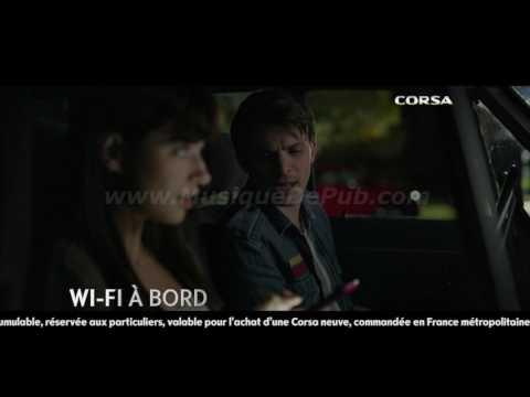 "Vidéo Pub Opel Corsa - Rôle : ""C majuscule"""