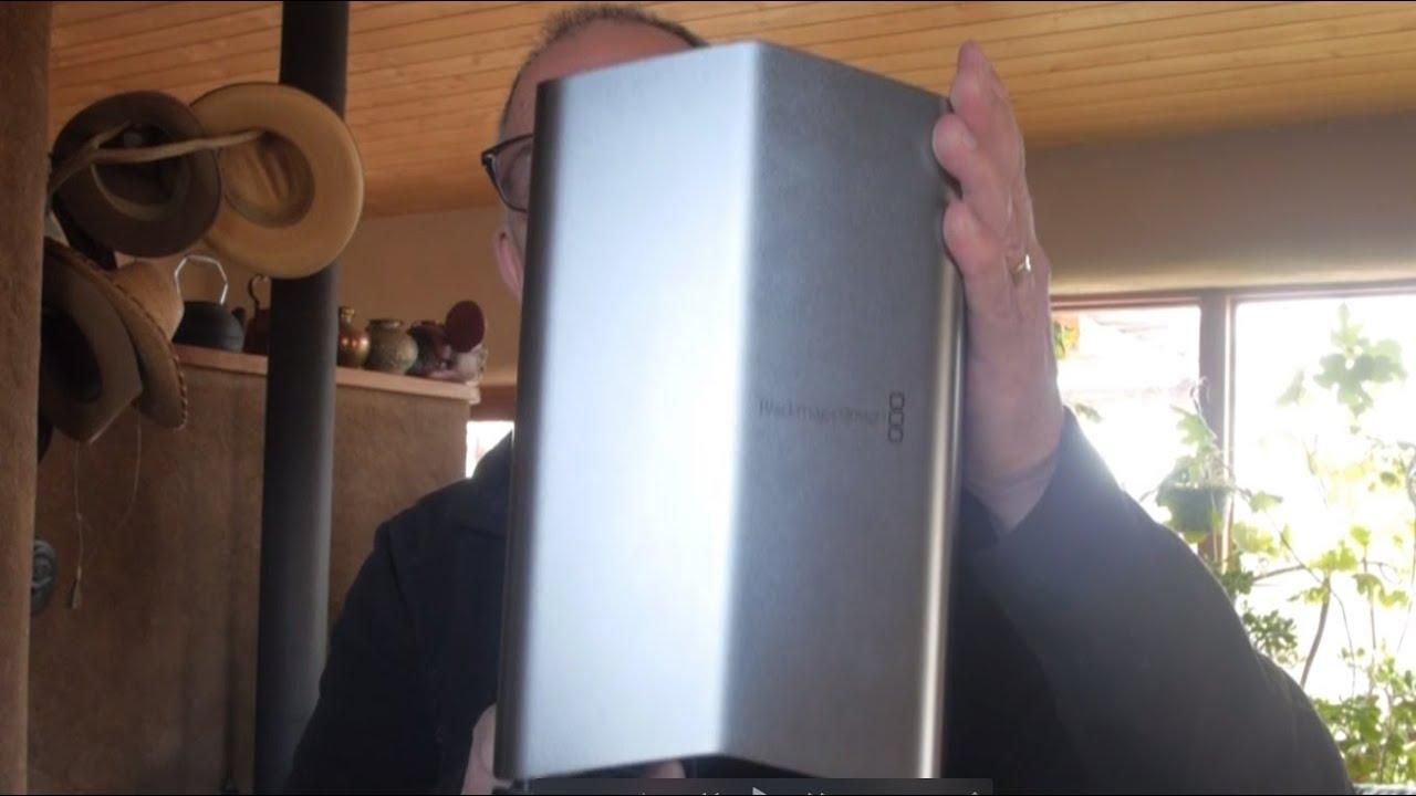 Black Magic Design Rx580 Egpu Review Youtube