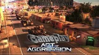[PC] Act Of Aggression Reboot Édition : Gameplay FR
