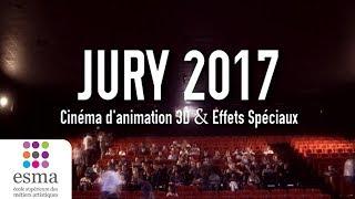 Jury 3D 2017 - ESMA