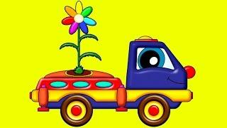 Rengarenk bir macera - Billy çiçeğimizi suluyor - Renkleri öğrenelim