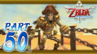 The Legend of Zelda: Skyward Sword - Part 50 - Sand Ship - Bow