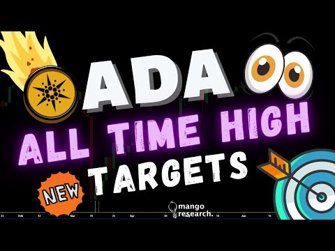 ADA All Time High Targets! | Cardano Price Prediction Today | NEWS \u0026 Market Analysis| February 2021🏮