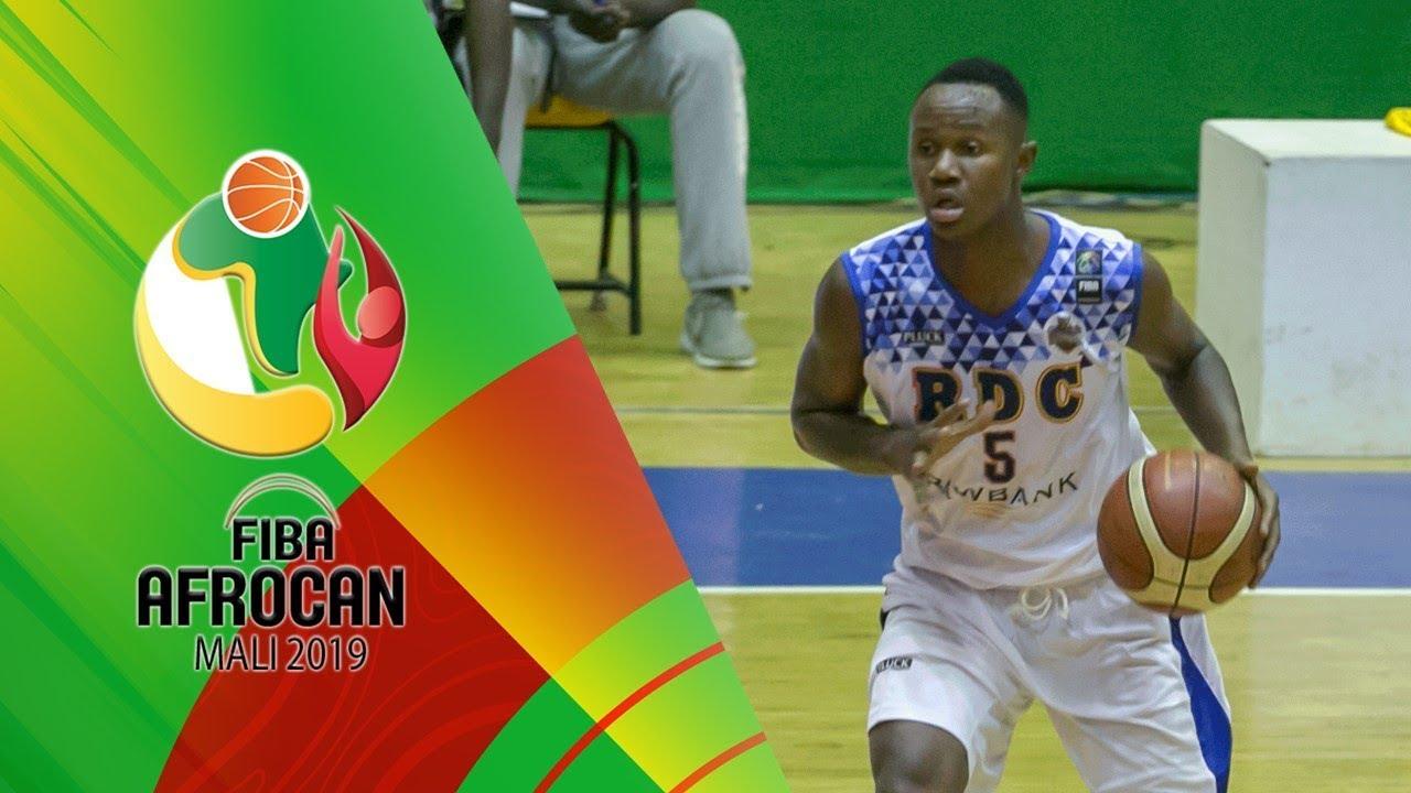 Dem. Rep. Congo v Angola - Semi-Finals - Full Game - FIBA AfroCan 2019