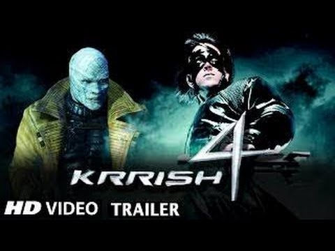 Krrish 4 - Official Trailer (2017)..Filmywap'pk