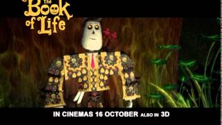 The Book Of Life (In Cinemas 16 October 2014)