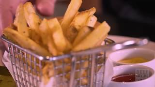 Dish 4: Dine! with Amanda Guerra - Ozersky Burger At Knife Dallas