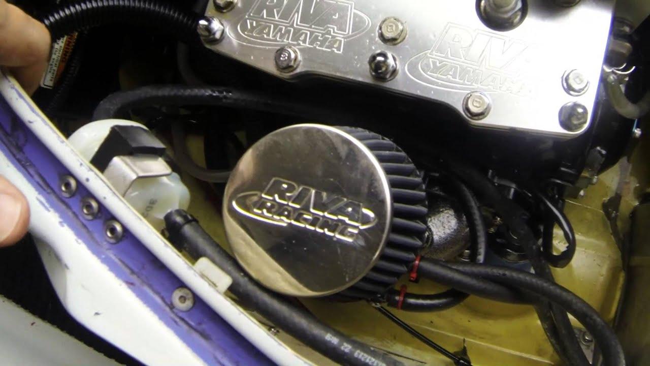 Yamaha Coolant Specs